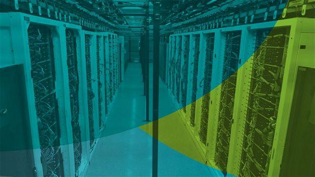 Corridoio Server Rack Momit