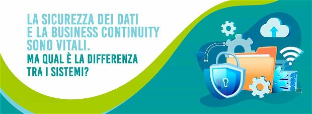 sicurezza dati e business continutity