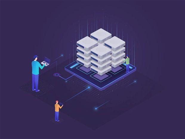 Hosting provider e sicurezza del sistema, rappresentazione grafica