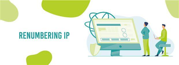 Migrazione in Datacenter - Step 2: Renumbering indirizzo ip
